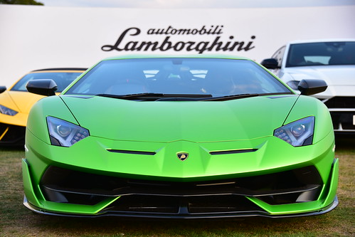 Lamborghini Aventador SVJ, Salon Privé, Blenheim Palace 2018