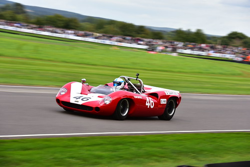 Mike Whitaker, Lola-Chevrolet T70 Spyder, Whitsun Trophy, Goodwood Revival 2018