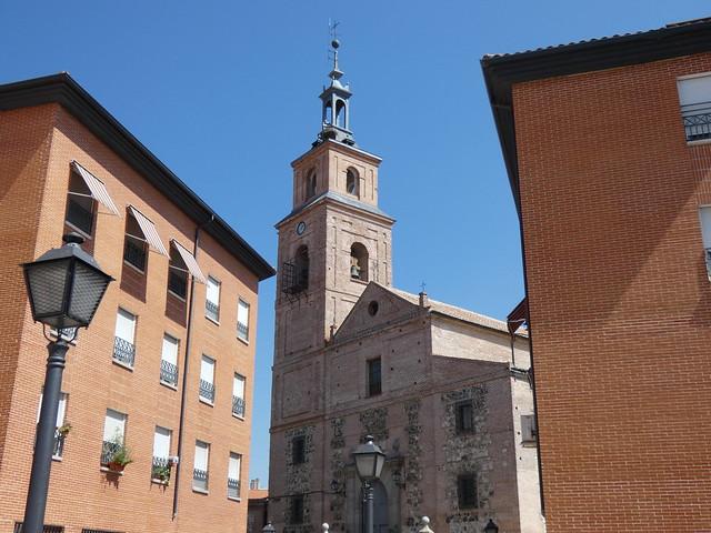 Iglesia de Nuestra Señora La Antigua de Vicálvaro (Madrid)