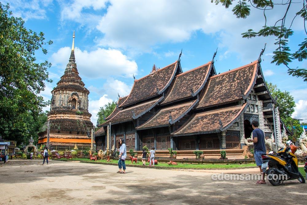 Храм Чиангмай