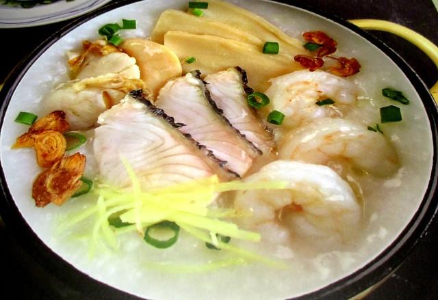 Hong Kong Sheng Kee dessert congee