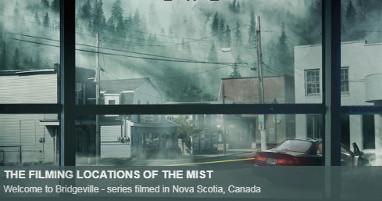 Where is the mist filmed