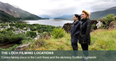 Where is the loch filmed
