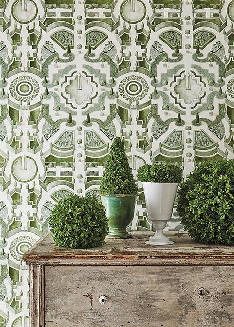 Botanical, la nueva colección de papeles pintados de Cole & Son