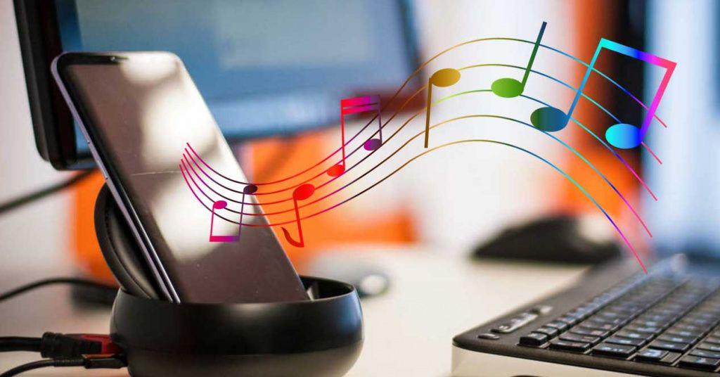 Cómo reproducir música del ordenador en tu móvil Android