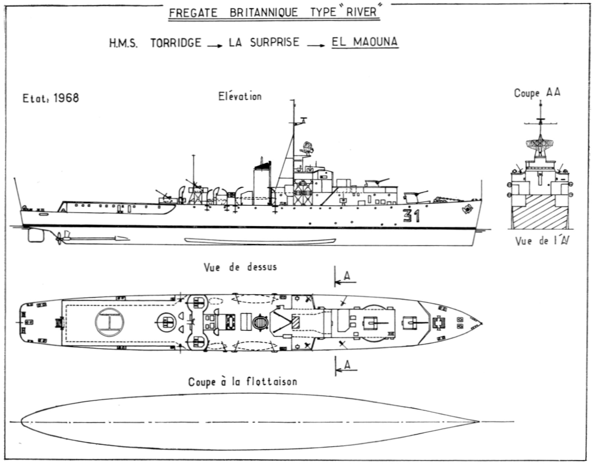 Batiments et navires ayant servie au sein de la MRM - Page 3 29700597117_d6f4e5a168_o