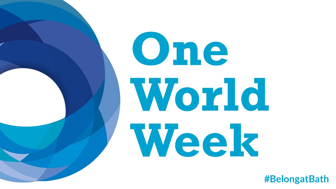 One World Week logo