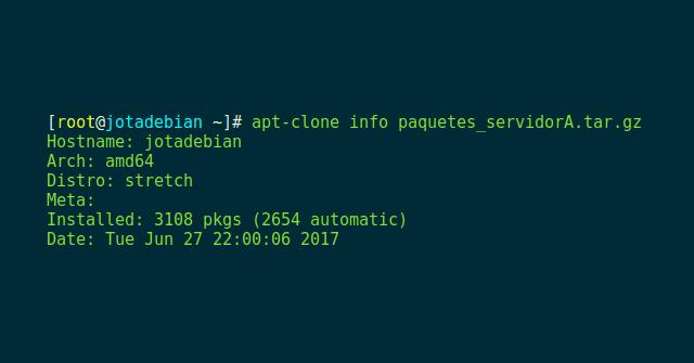 apt-clone-info