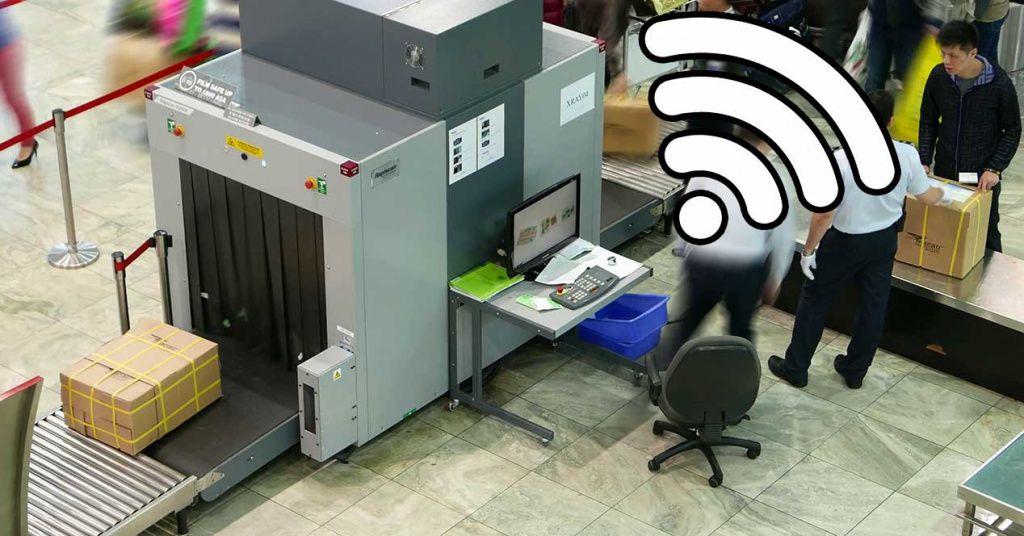 ¿Adiós a los rayos X? Consiguen usar el WiFi para escanear maletas y mochilas