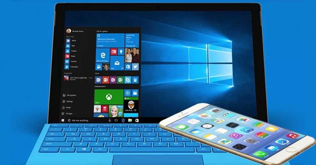 Windows-10-no-detecte-iPhone