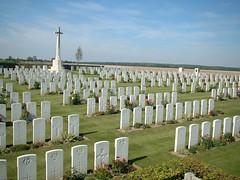 Metz-en-Coture Communal Cemetery Extension