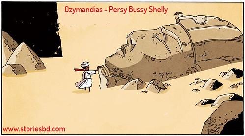 ozymandias - Percy Bysshe Shelley - bangla translation, summary and  analysis