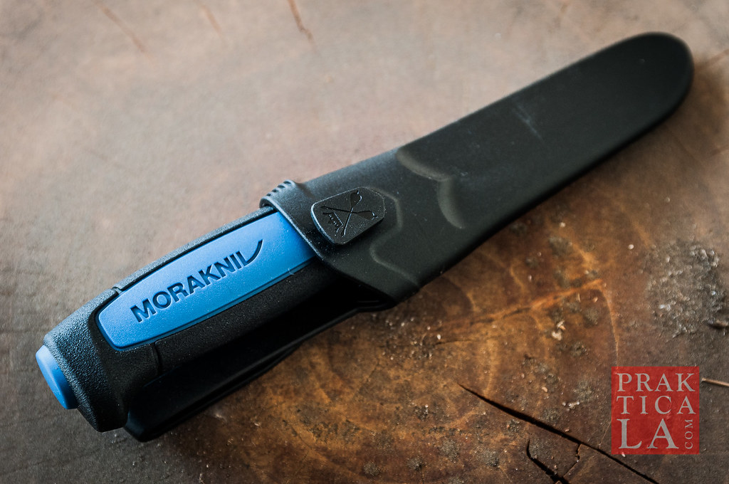 morakniv pro s fixed blade knife review
