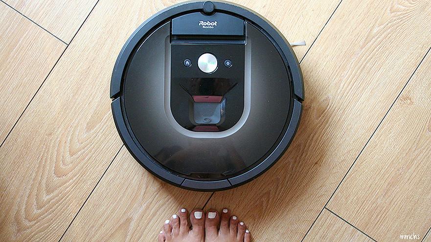 Roomba 980 de iRobot