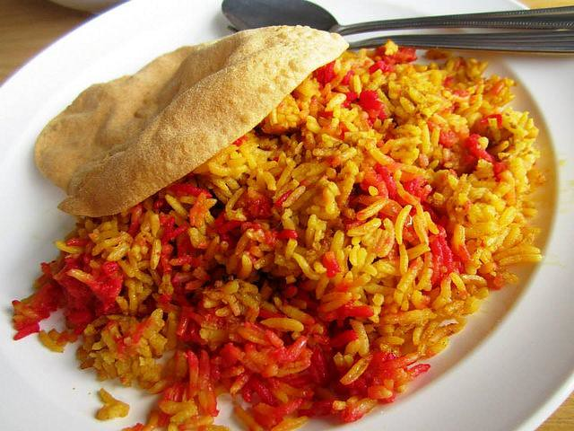 Sri Pelita nasi biryani
