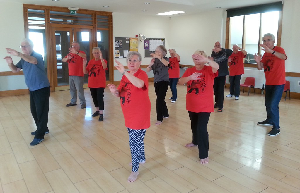 Lichfield Methodist Church tai chi