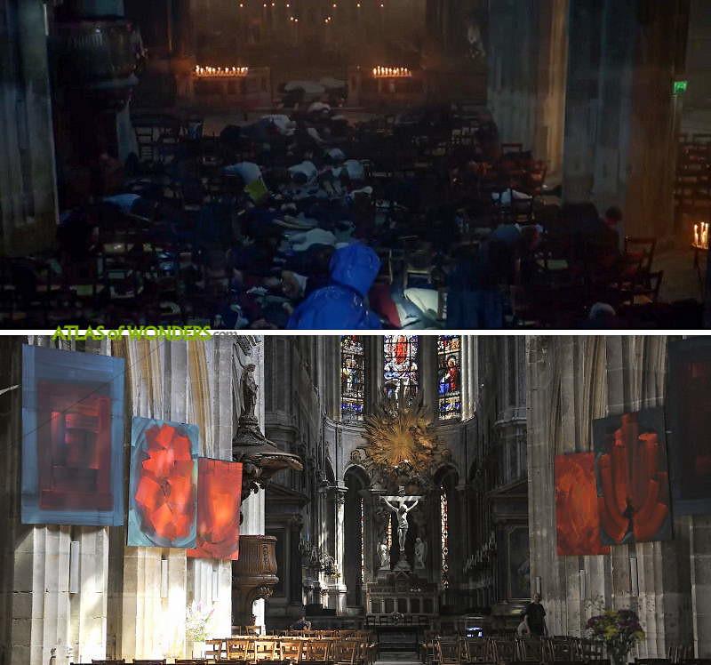 Serie church Paris