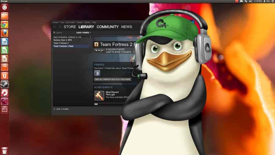 linux-gaming-steam