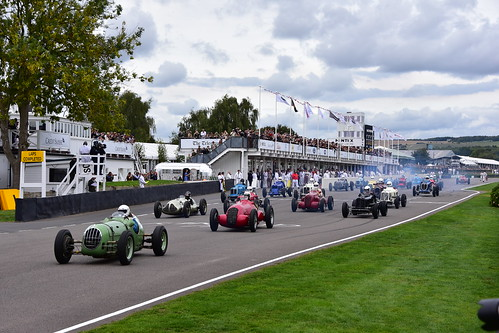 Goodwood Trophy, Goodwood Revival 2018