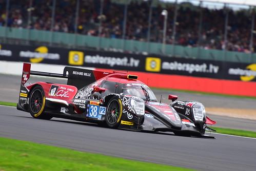 Ho-Pin Tung - Stéphane Richelmi - Gabriel Aubry, Oreca 07 - Gibson, FIA World Endurance Championship, Silverstone 2018