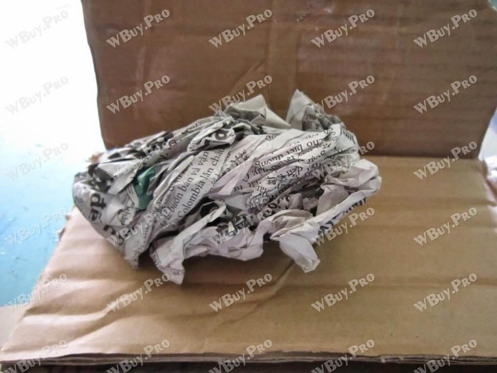 Dùng giấy báo nhàu nãy để khử mùi bình giữ nhiệt ???