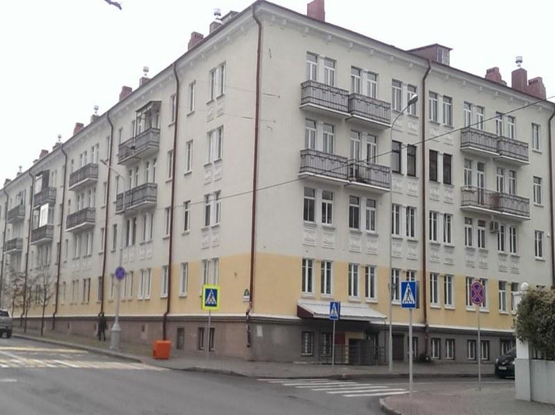 Минск Беларусь где жить