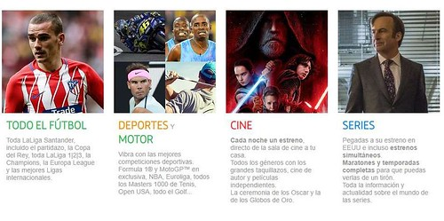 Movistar-Television