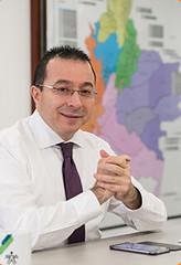 Carlos Mario Estrada, Director del SENA