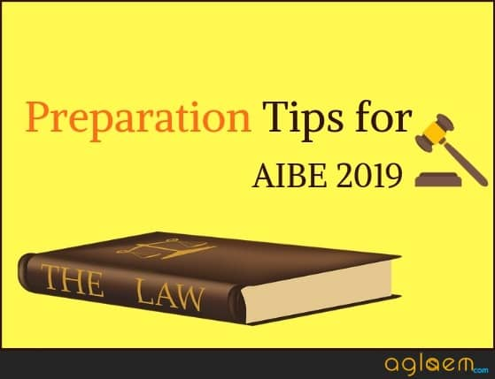 AIBE (14) 2019 Syllabus | Law Entrance Exams in India