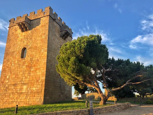 Torre del Homenaje de Pinhel (Portugal)