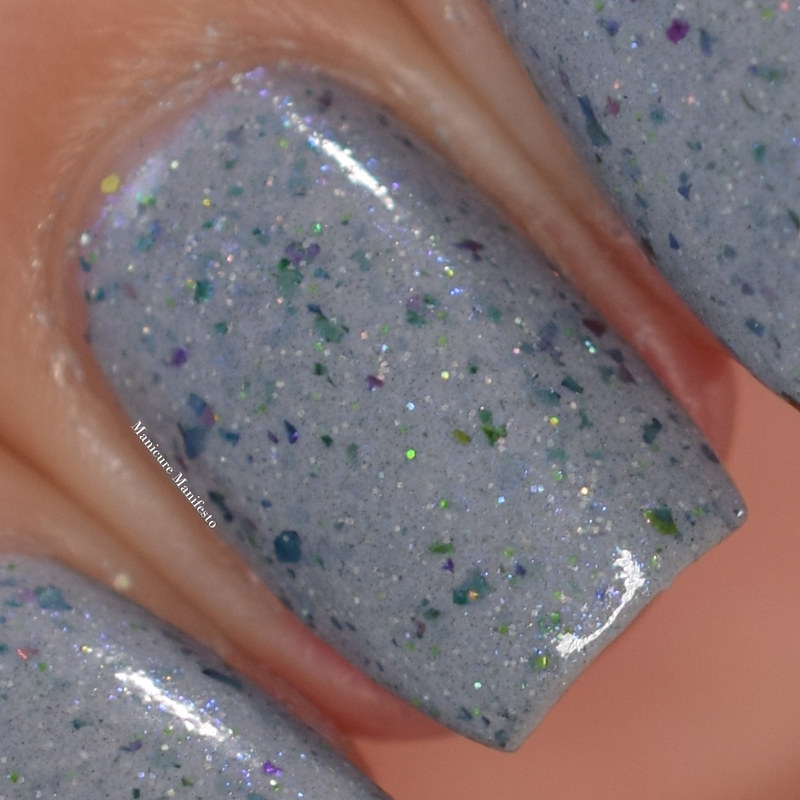Girly Bits Dying To Get Here swatch