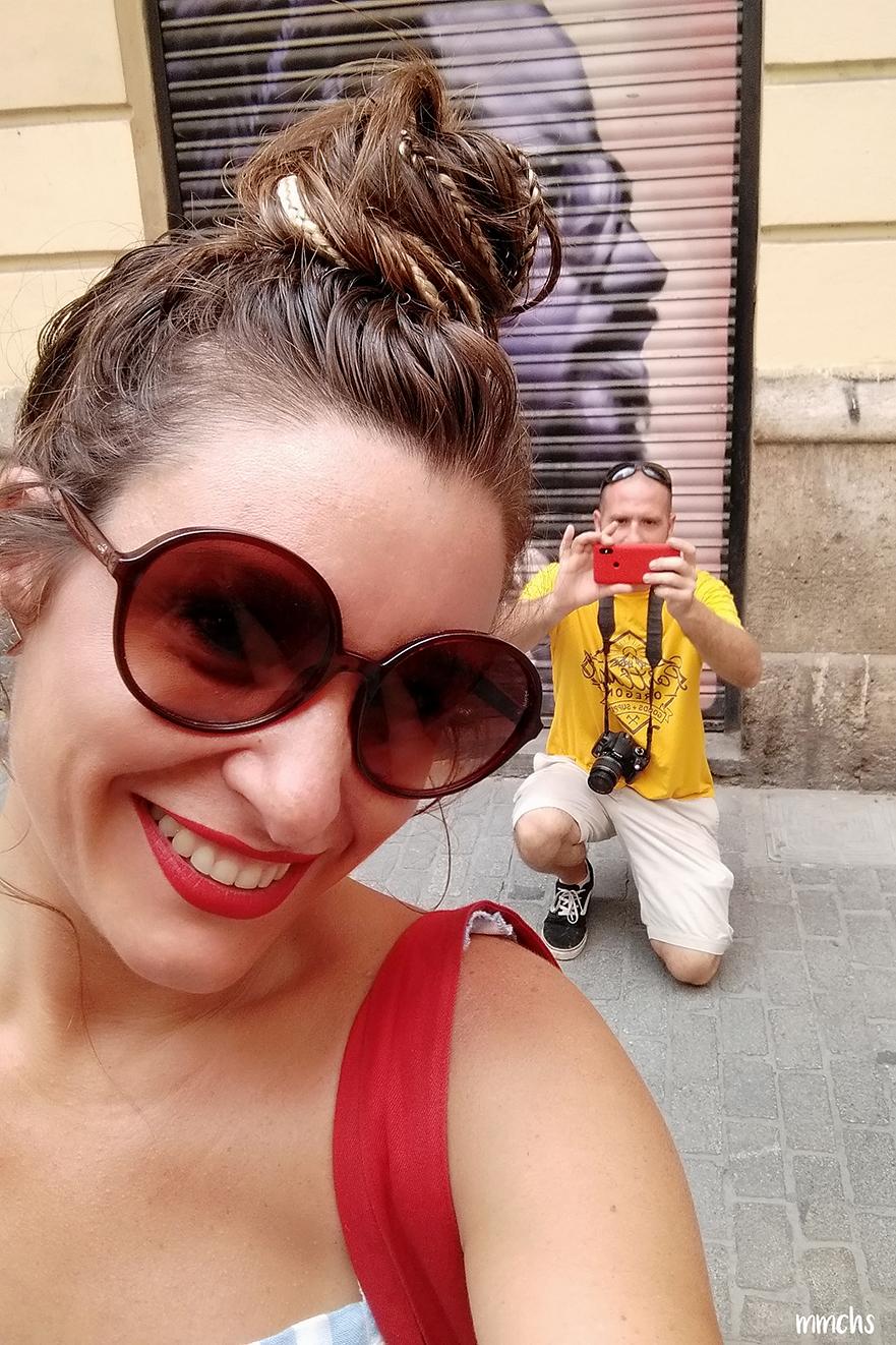 selfie con Xiaomi A2 Lite