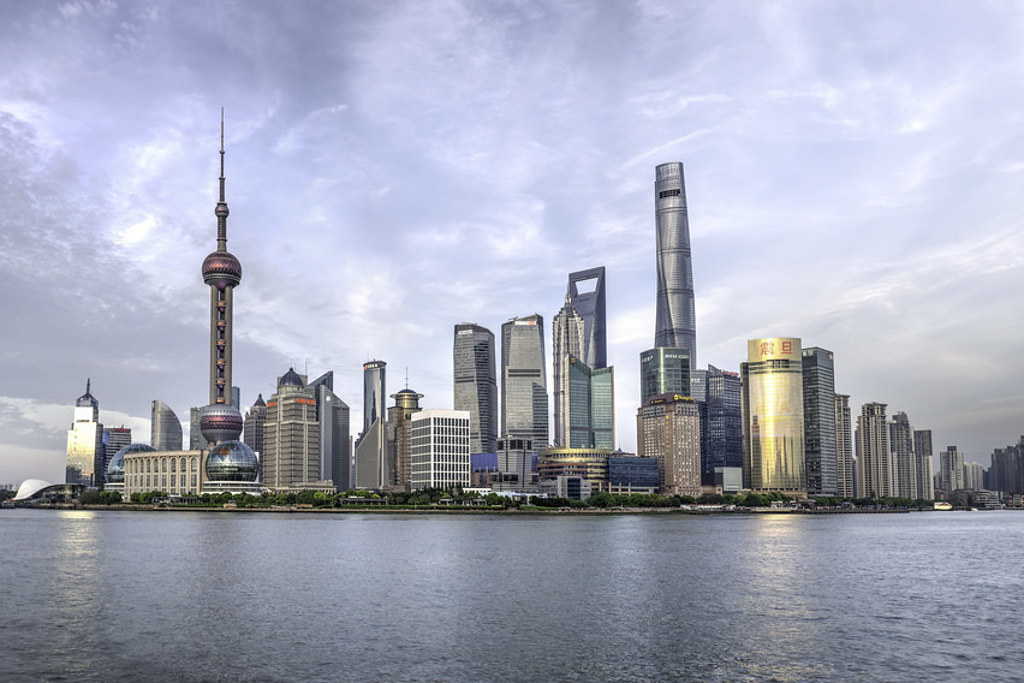Шанхай Китай
