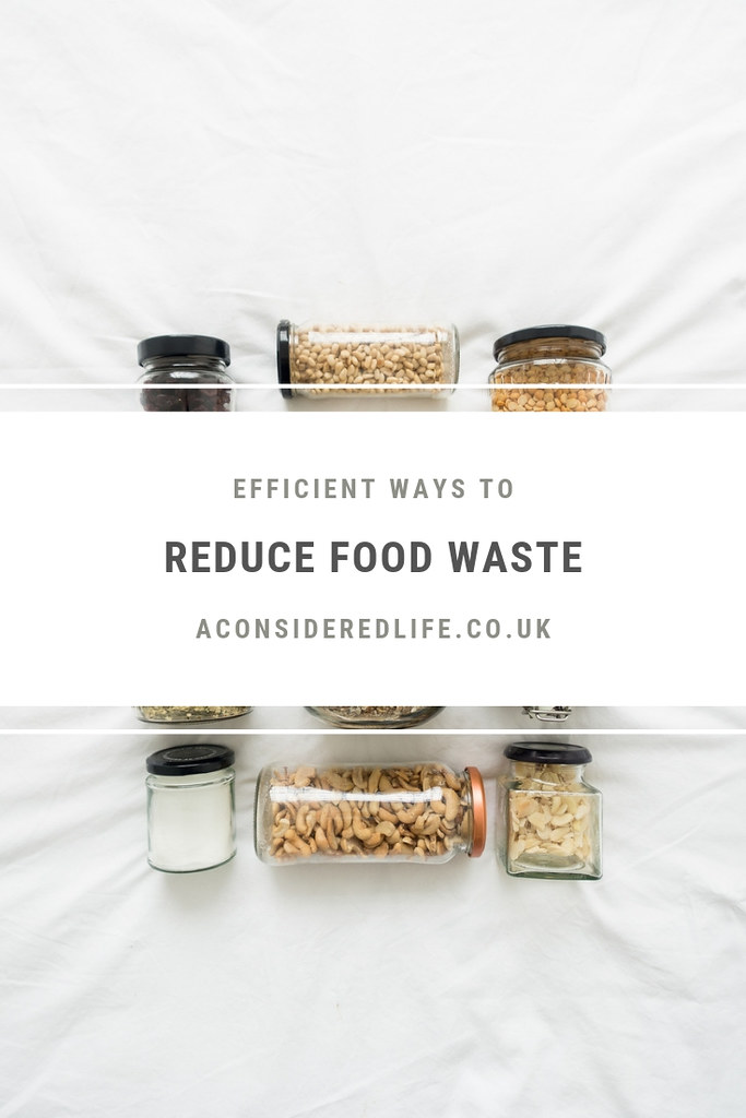 Avoiding Food Waste