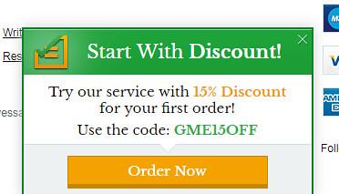 GrabMyEssay discount code