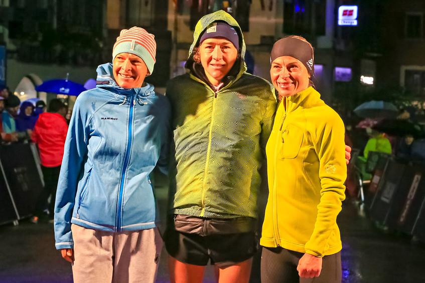 Η τριάδα των νικητριών του 2017 (αριστ) : A. Huser, N. Picas, C. Bard