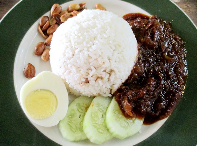 Colourful Cafe nasi lemak 1