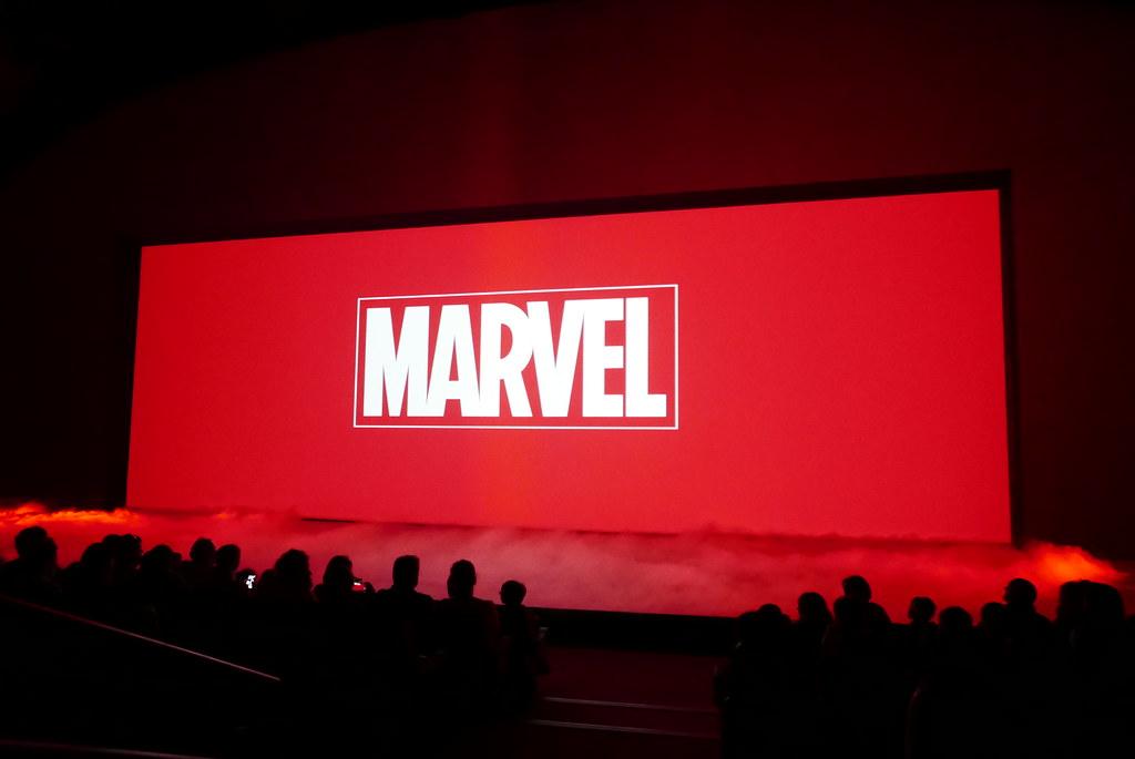 Marvel  aterriza en Disneyland París