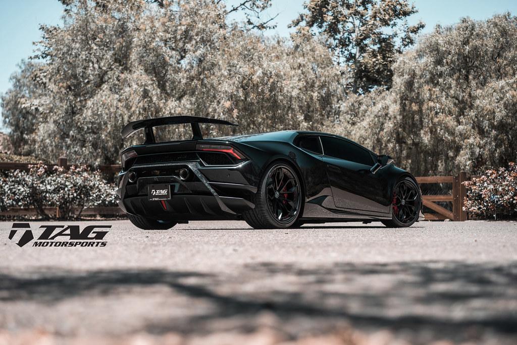 Hre Wheels Lamborghini Huracan Performante With Hre S201