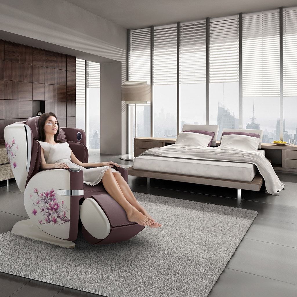 The OSIM uLove 2 is great for unwinding at the end of the day before bedtime. (Credit: OSIM)