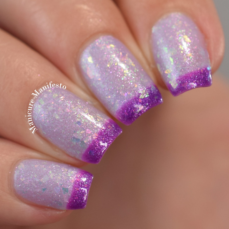 Paint It Pretty Polish Unicorn In Disguise review