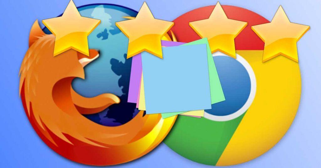 Cómo añadir notas a tus favoritos en Chrome y Firefox