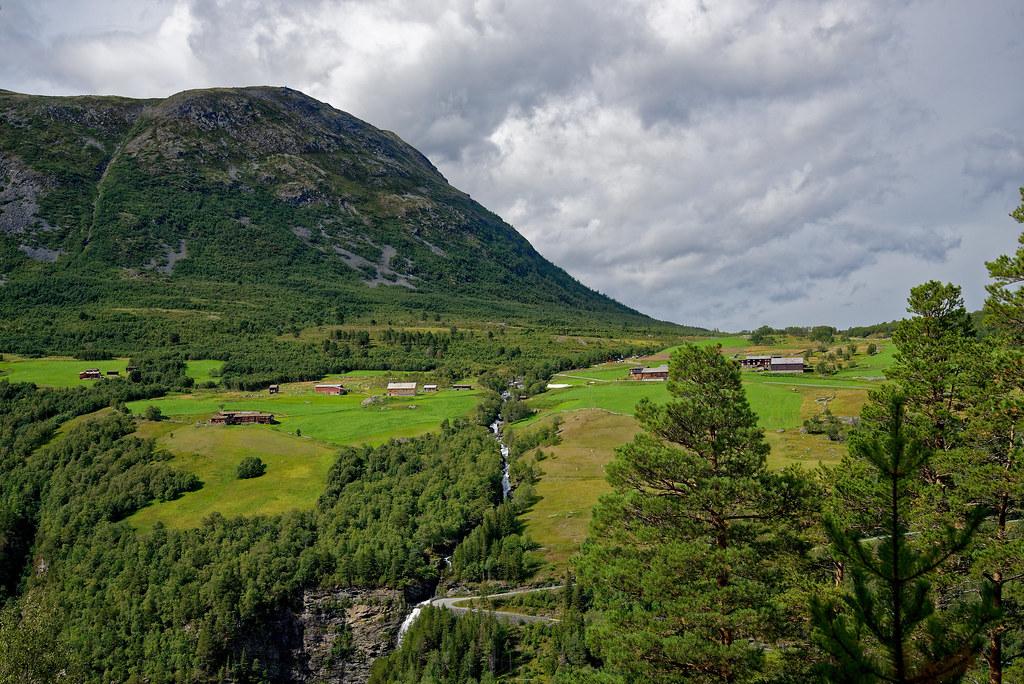 Фото отчет Норвегия 2018. Часть 1. Amotan. Innerdalen.Aursjøvegen.Litlefjellet