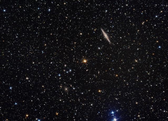 VCSE - NGC 891 és Abell 347 - Ágoston Zsolt
