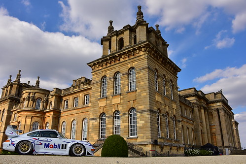 Porsche 993 GT2 R Evo, Salon Privé, Blenheim Palace 2018