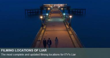 Where is liar filmed
