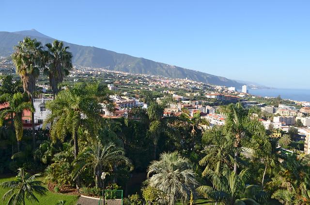 Scenery, Puerto de la Cruz, Tenerife