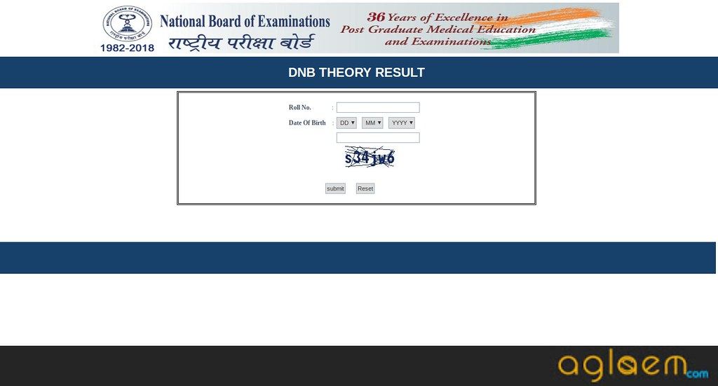 DNB Final December 2018 Result   Check Result For DNB Final Theory | DNB Final Practical