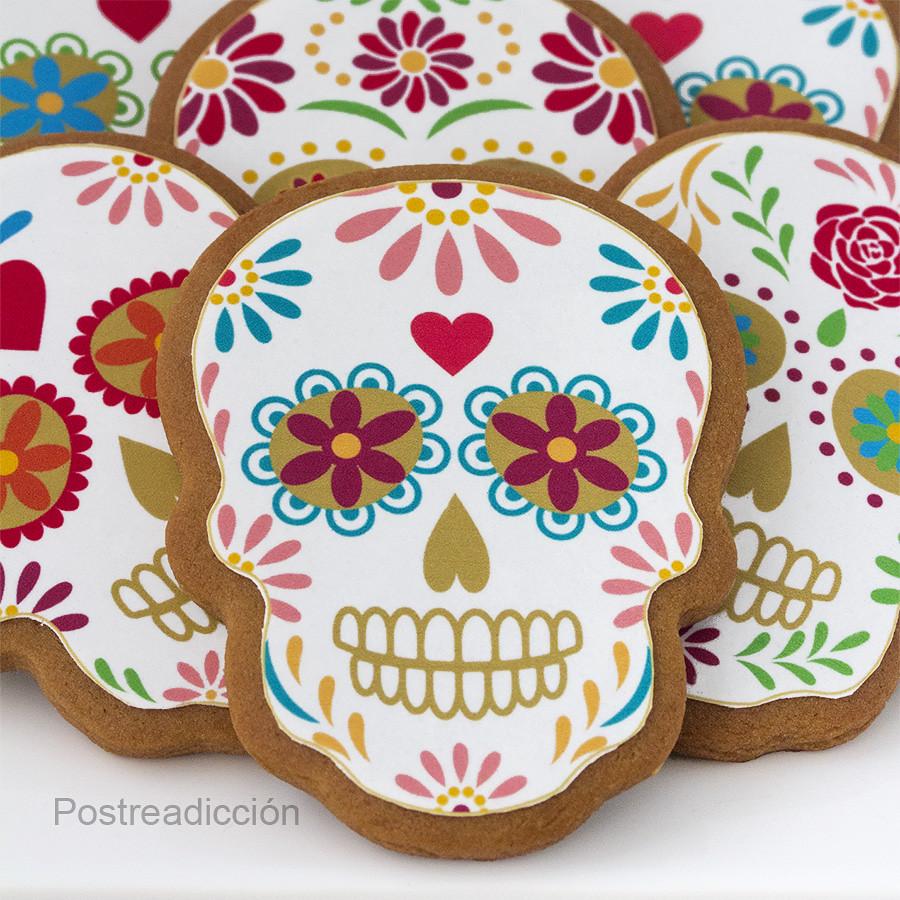 galletas decoradas papel azucar