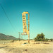 henning's motel (xpro). mojave desert, ca. 2018.